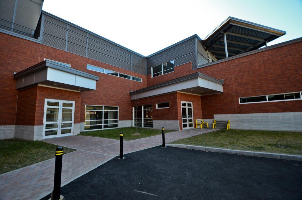 Agrandissement du collège Sacré-Cœur<span>Sherbrooke</span>