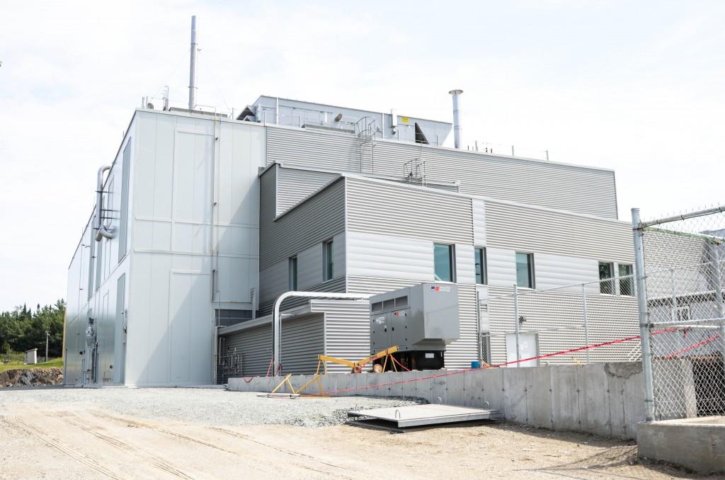 Agrandissement de l'usine Neptune<span>Sherbrooke</span>