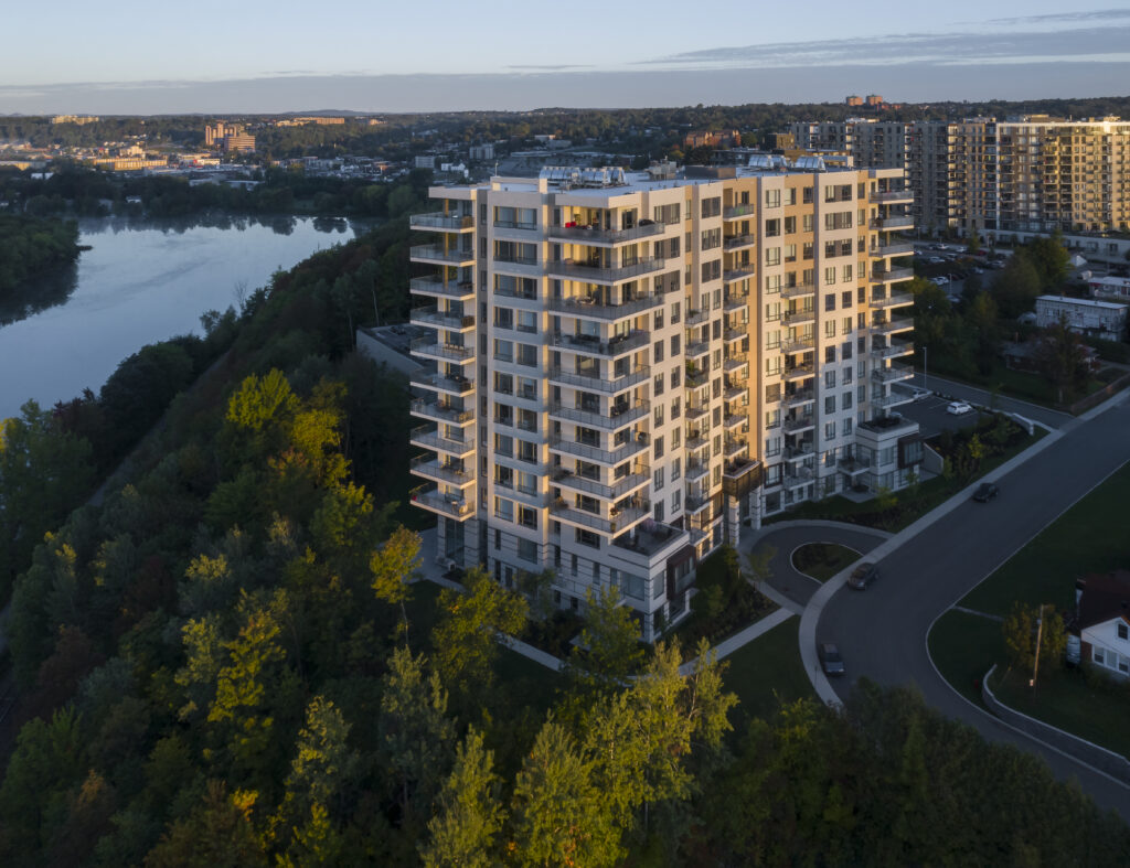Condos Urbano<span>Sherbrooke, Québec</span>