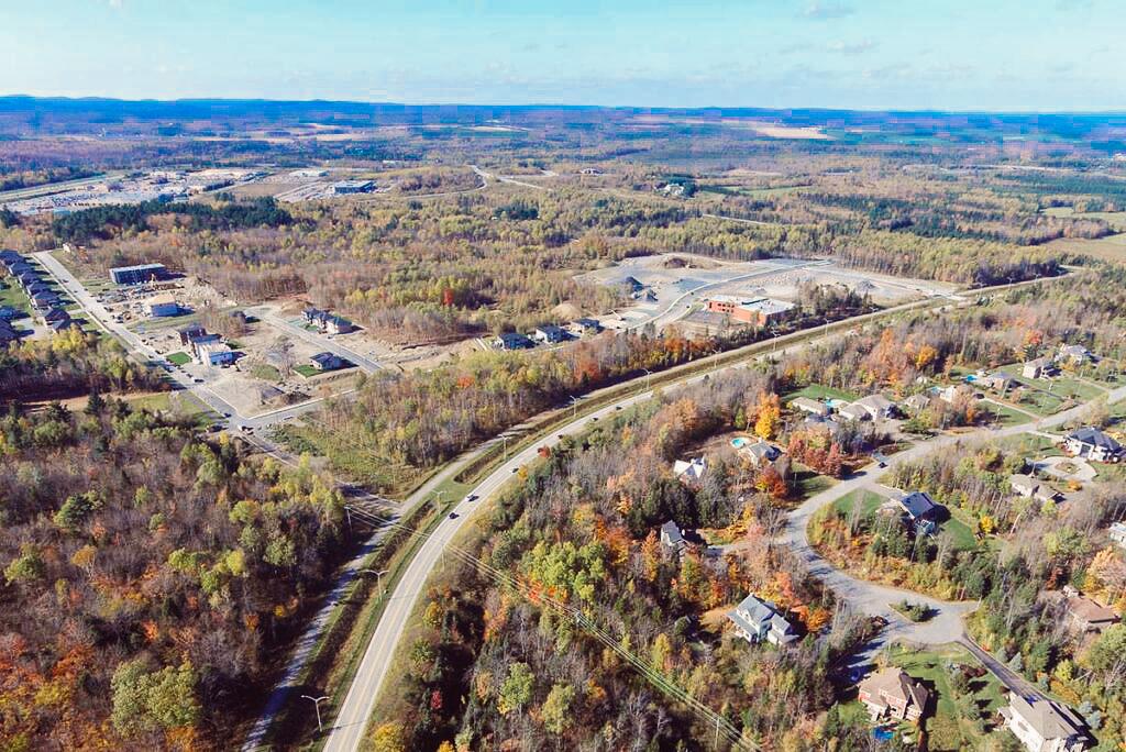 Le Plateau McCrea — Phases 2 à 6<span>Sherbrooke, Québec</span>