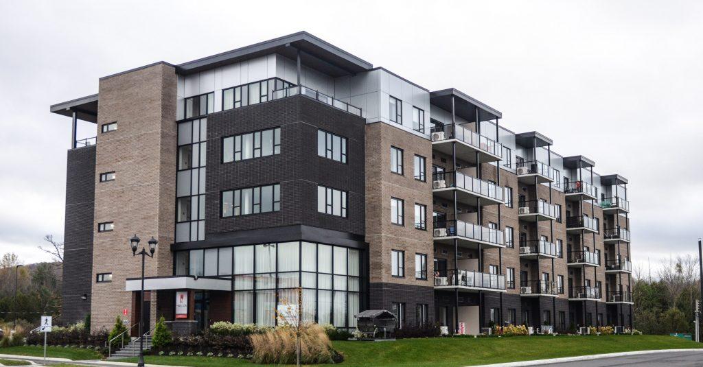 Appartements le Nelson<span>Cowansville</span>