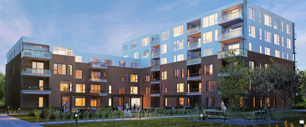 Habitations Loggia<span>Saint-Lambert, Québec</span>