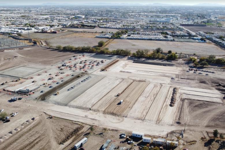Nouvelle usine BRP<span>Juárez, Mexique</span>